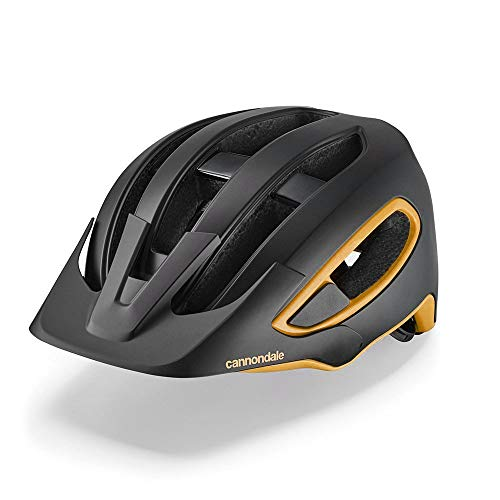 Cannondale Hunter MIPS MTB Bicycle Helmet Grey/Orange 2021: Size: L/XL (58-62 cm)