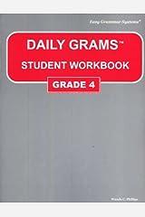 Daily Grams: Grade 4 Paperback