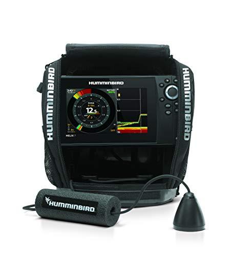 Humminbird 410990-1 Humminbird 410990-1 ICE Helix 7 Fishfinder CHIRP GPS G2N All-Season