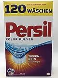 Persil Color Pulver, Colorwaschmittel, Reinheit & Pflege, 1er Pack (1 x 120 Waschladungen)