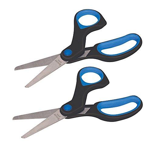 Silverline Tools 529366 - Tijeras, 2 pzas (140 mm)