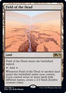 Magic: The Gathering - Field of The Dead - Core Set 2020