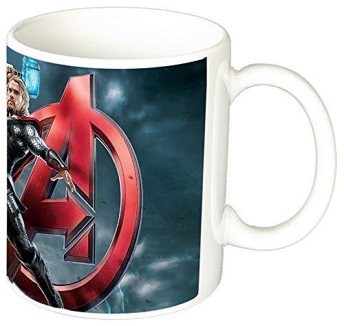 MasTazas Los Vengadores 2 The Avengers 2 Age of Ultron Thor Tasse Mug