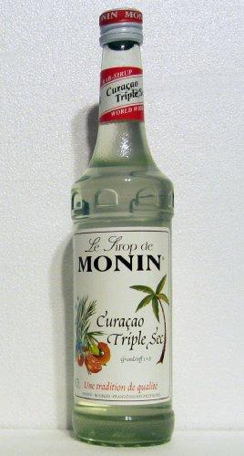 Monin Curaçao Triple Sec Sirup 0,7 Liter
