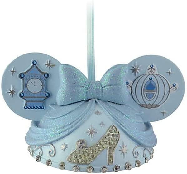 Disney Cinderella Mickey Mouse Ears Hat Ornament Kitchen
