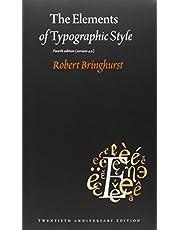 Bringhurst, R: Elements of Typographic Style: Version 4.0