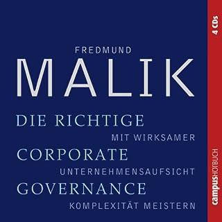 Die richtige Corporate Governance Titelbild
