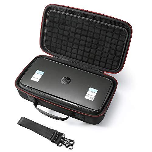 Tragetasche für Harte Reisen für tragbaren HP OfficeJet 250 All-in-One-Drucker Drahtloser mobiler Druck, Aufbewahrungstasche. (nur Fall)