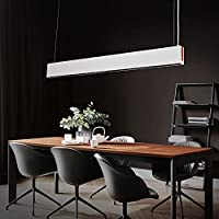 FOOC Pendant Linear Hanging Lights for Dining Living Room