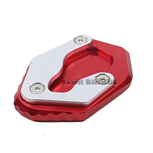Motorrad CNC Aluminium Ständer Seitenständer, Unterstützung Fuß-Verbreiterung verlängerung Platte Accessorie, für YAMAHA XMAX300 XMAX125 XMAX250 XMAX X-MAX 300 125 250