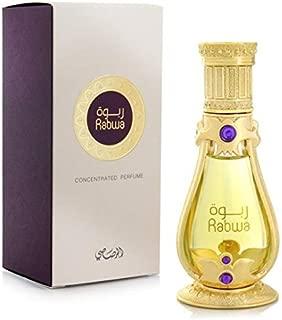 Rasasi Rabwa for Men and Women (Unisex) CPO - Concentrated Perfume Oil (Attar) 19 ML (0.6 oz)