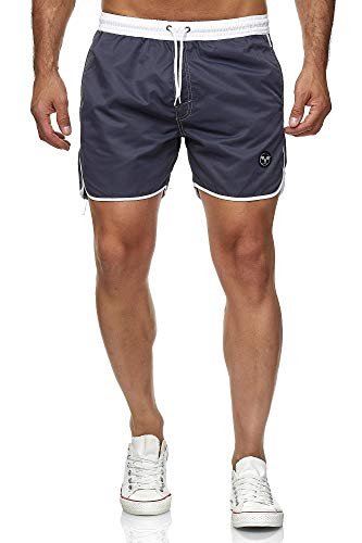 Kayhan Men Swimwear Sport, Grey S