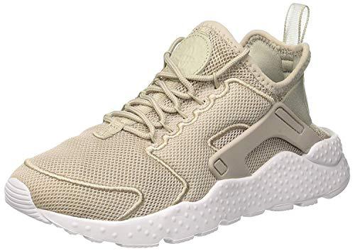 Nike Wmns Air Huarache Run Ultra Br, Scarpe da Ginnastica Donna, Grigio (Pale Grey/Pale Grey/White/Glacier Blue), 40 EU