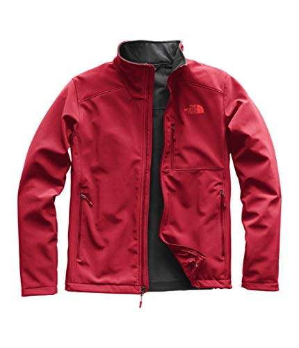 The North Face Men's Apex Bionic 2 Jacket - Rage Red & Rage Red - XL