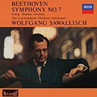 Beethoven: Symphony No.7 by Wolfgang Sawallisch (2013-07-10)