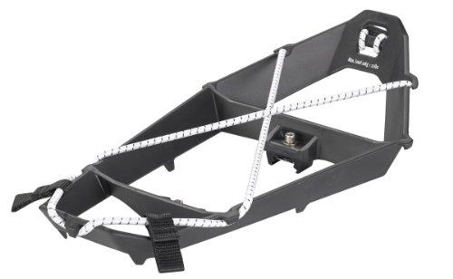 Scott Erwachsene Gepäckträger Rear Rack Urban 700C, Black, One size