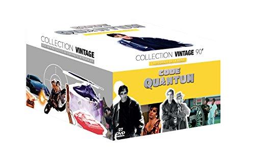 Code Quantum-L'intégrale des 5 saisons-97 épisodes