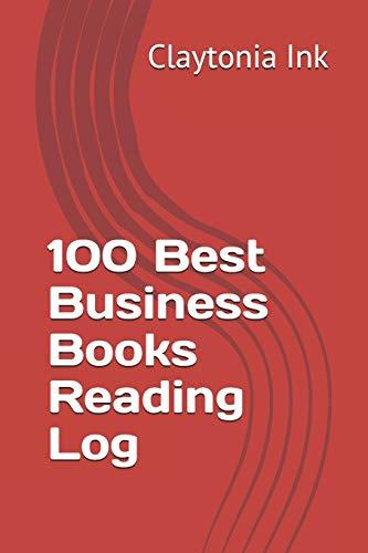 100 Best Business Books Reading Log