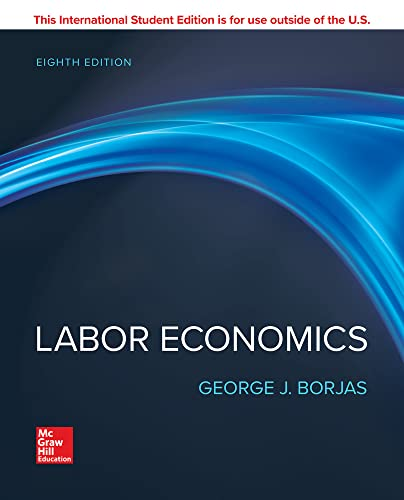 ISE Labor Economics (Economia e discipline aziendali)