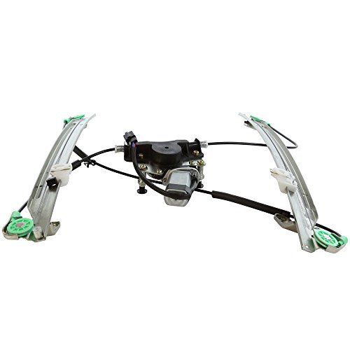 SUNROAD Power Window Lift Regulator & Motor Assembly Front Right Passenger Side fit for 2001 2002 2003 Chrysler Town & Country/Voyager 2001-2003 Dodge Grand Caravan