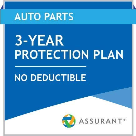 Assurant 3-Year Auto Parts Protection Plan $25-49.99