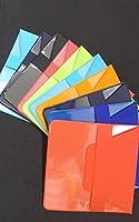 Custodia per Mascherinaf.to 10 x 11,7 cm NON INCLUDE MASCHERINA By RFG plast Colori assortiti con invio casuale
