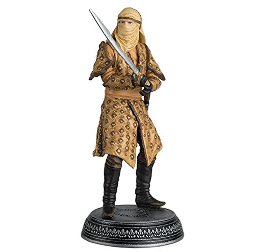 Eaglemoss Statue des Harzes. Game of Thrones Collection Nº 50 Dornish Guard
