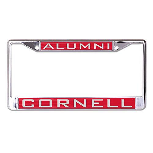 WinCraft Cornell University L362169 Inlaid Metal LIC Plate Frame