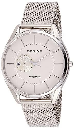 BERING Reloj Analógico Automatic Collection para Hombre de Automático con Correa en Acero Inoxidable y Cristal de Zafiro 16243-000