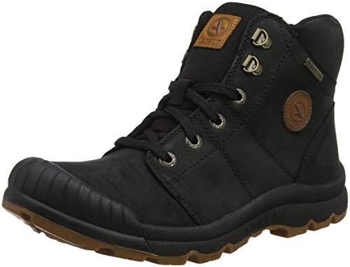 Aigle Damen Tenere Leather & GTX W Trekking- & Wanderschuhe, Schwarz, 42 EU