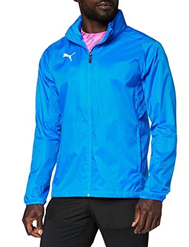 Puma Liga Training Rain Core Camiseta de equipación, Hombre, Azul (Electric Blue Lemonade White), S