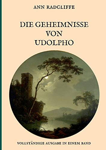 Buchseite und Rezensionen zu 'Die Geheimnisse von Udolpho - Vollständige Ausgabe in einem Band' von Maria Weber