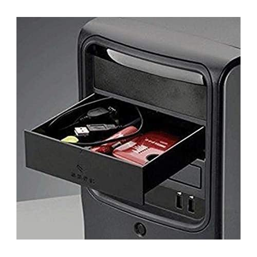for computer accessories//storage devices+Cosmos Cable Tie blank drawer rack COSMOS desktop computer ATX//MATX companion 5.25