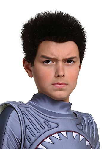 Sharkboy Kids Wig Standard