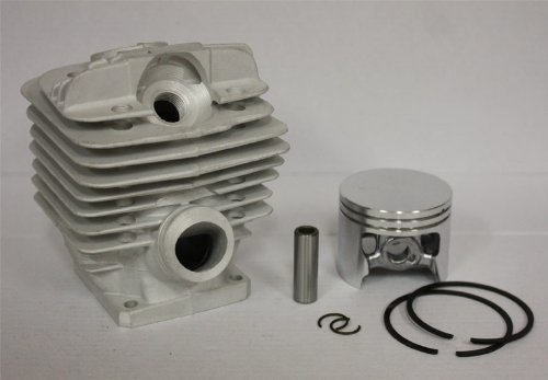 TimberBoss Kit de pistón y Cilindro Completo para Stihl 036 / MS 360