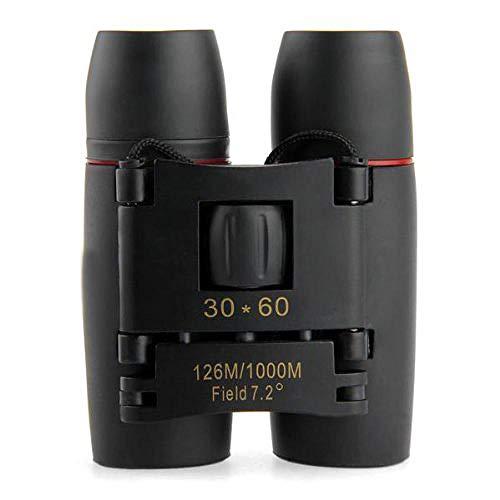 Prismáticos de 80x120 con luz Tipo pequeño Paul automático de Enfoque Fijo portátil de Mano telescopio no infrarrojo