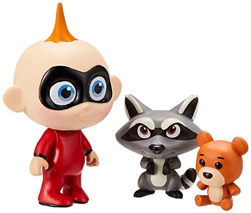 LAST LEVEL- Funko 5 Star Los Increíbles Figura 5 Incredibles 2 Jack, Multicolor (FFK37810)