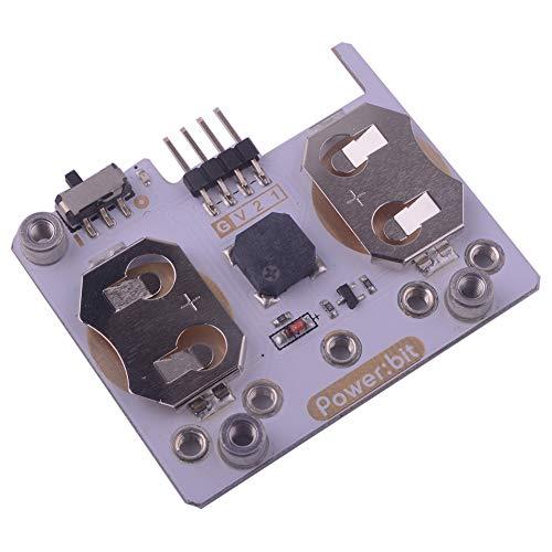 Stemedu Potencia: bit para micro: bit Powerbit 2.7-3.3V CR2025 para reloj: bit