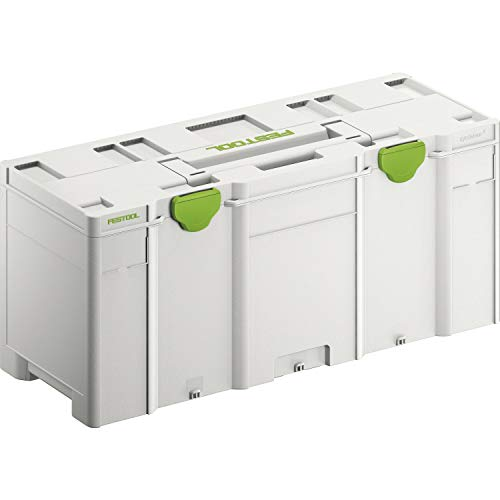 FESTOOL 204851 Systainer T-LOC SYS-3 XXL, Farbe
