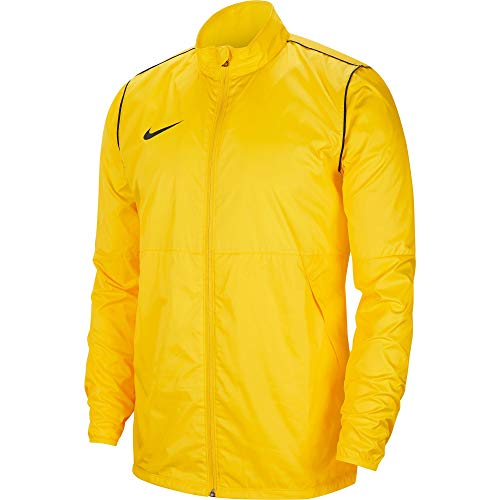 Nike Herren Park20 Rain Jacket Regenjacke, Tour Yellow/Black/(Black), 2XL