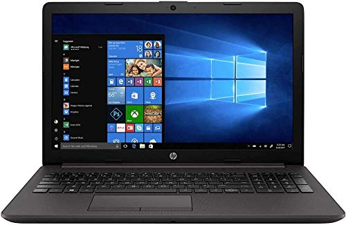 HP Notebook (15,6 Zoll Full HD), AMD Ryzen 5 Quad Core 4 x 3.70 GHz, 8 GB RAM, 512 GB SSD, AMD Radeon Vega 8, HDMI, Bluetooth, USB 3.1, WLAN, Webcam, Windows 10 Pro