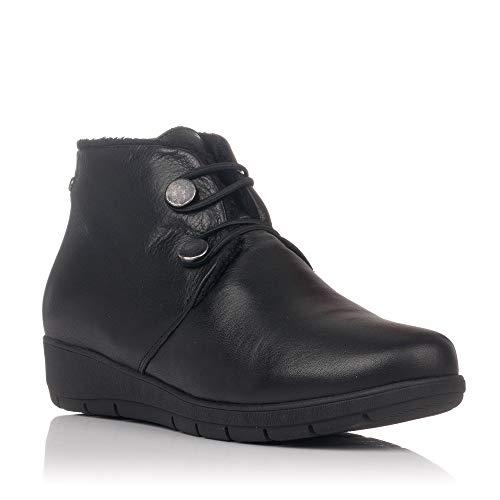 Zapp 29660 platte laarzen, zwart