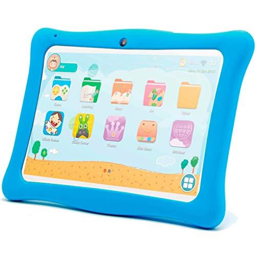 Innjoo Kids Tab Blanca Tablet WiFi 10 Zoll IPS Schutz Blau TFT QUADCORE 16 GB 1 GB RAM CAM 2 MP Selfies 0,3 MP