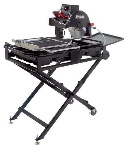 QEP 61024 24-Inch BRUTUS Professional Tile Saw with Water...