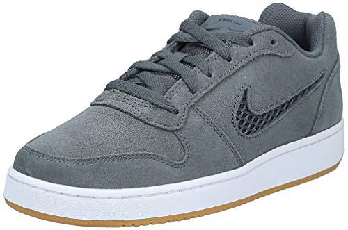 Nike Damen WMNS Ebernon Low Prem Cross-Trainer, Grau (Dark Grey/Dark Grey-Platinum T 001), 38.5 EU