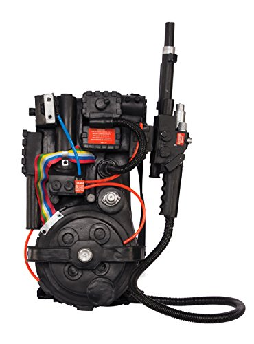 Ghostbusters Deluxe Adult Costume Backpack Proton Pack, Officially Licensed
