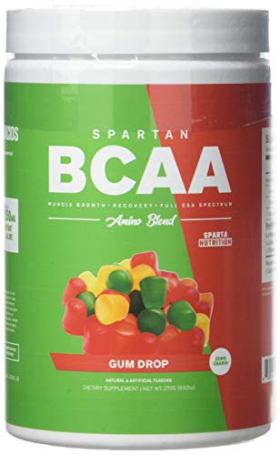 Sparta Nutrition BCAA 270g Gum Drop