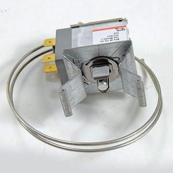 Frigidaire 5304497345 Temperature Control Thermostat White