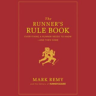 The Runner's Rule Book Titelbild