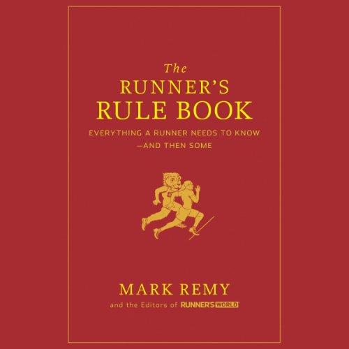 The Runner's Rule Book cover art